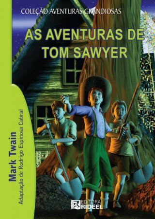 AV 1 - AS aventuras de Tom Sawyer 3ED.