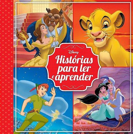 Disney Classicos - HISTORIA PARA LER E APRENDER