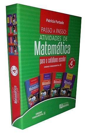 Colecao Passo a Passo - ATIVIDADES DE MATEMATICA