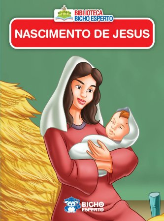 Mini Biblioteca Biblico - O NASCIMENTO DE JESUS