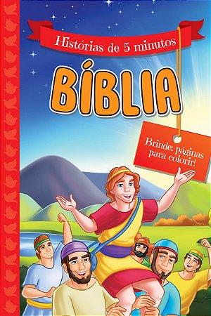 Histórias de 5 minutos Bíblia