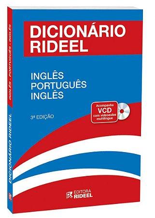 Dicionário Rideel Ingês - Port - Inglês 14X21 3ED.