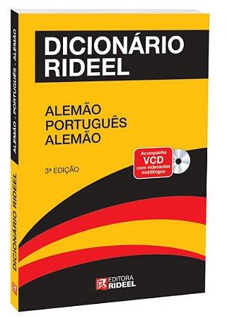 Dicionário Rideel Alemão - Port - Alemão 14X21 3ED.