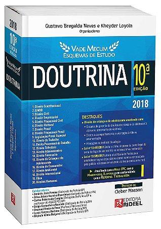 Vade Mecum Esquemas de Estudo – Doutrina - 10ª edição