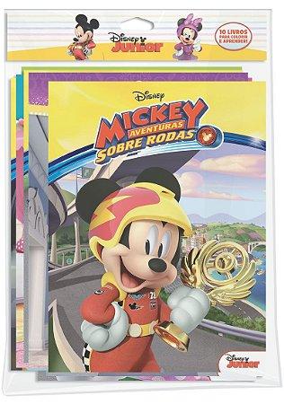 Disney Solapa Jumbo Colorir  - DISNEY JR.