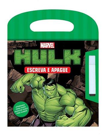Marvel Escreva e Apague - HULK