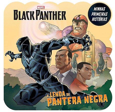 Marvel Minhas Primeiras Historias  - BLACK PANTHER