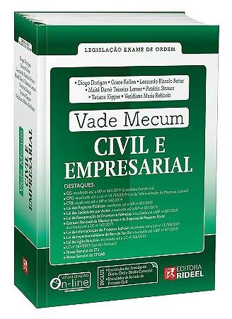 Vade Mecum Civil e Empresarial - 1ª edição