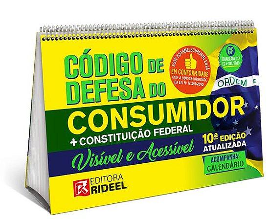 Código de Defesa do Consumidor – Visível e Acessível - 10ª edição