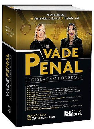Vade Penal - Legislação Poderosa - 1ª edição