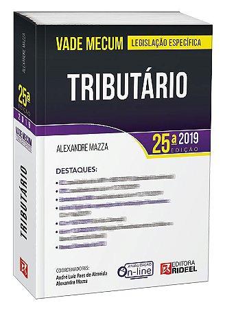 Vade Mecum Tributário - 25ª edição
