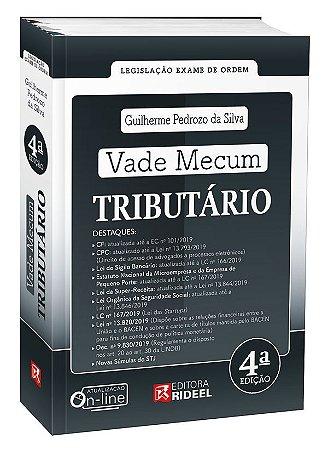 Vade Mecum Tributário - 4ª edição