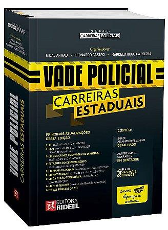 Vade Policial Carreiras Estaduais - 1ª edição