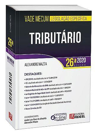Vade Mecum Tributário - 26ª edição