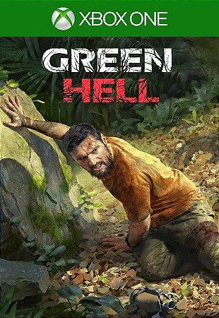 Green Hell - Xbox One - Mídia Digital