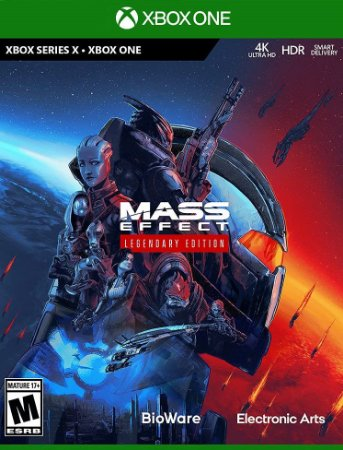 Mass Effect Legendary Edition - Xbox One - Mídia Digital