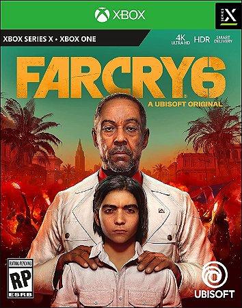 Far Cry 6 - Xbox One - Mídia Digital