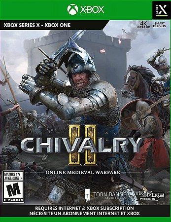 Chivalry 2   - Xbox One - Mídia Digital