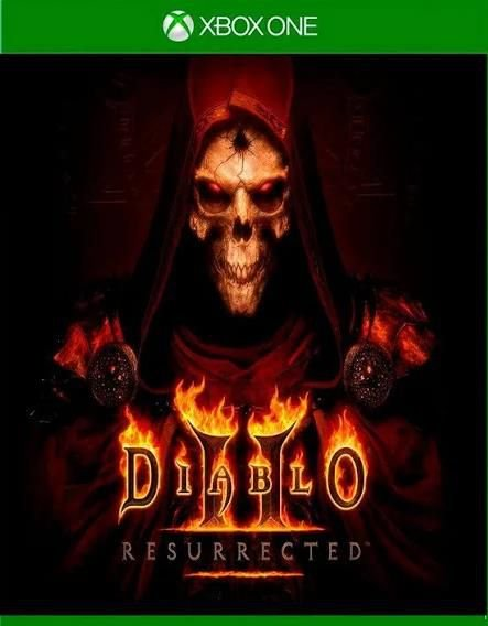 Diablo 2 II Ressurected - Xbox One - Mídia Digital