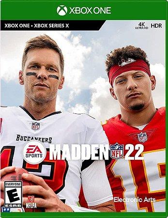 Madden NFL 22 - Xbox One - Mídia Digital