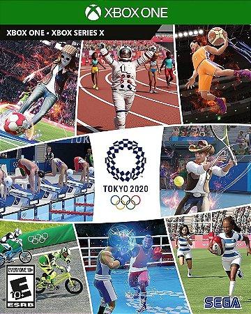 Jogos Olímpicos de Tokyo 2020 – O jogo oficial - Xbox One - Mídia Digital