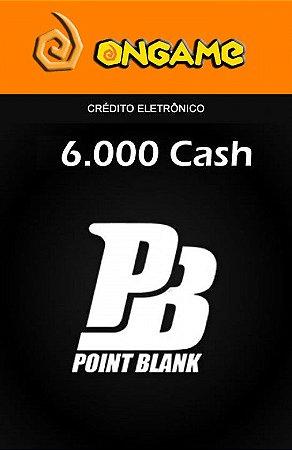 Point Blank - 6.000 Cash