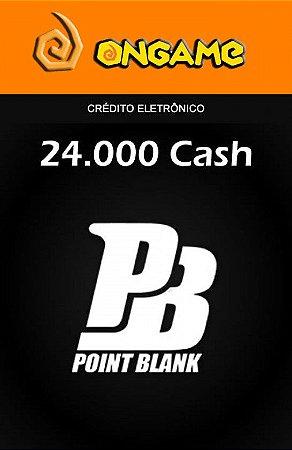Point Blank - 24.000 Cash