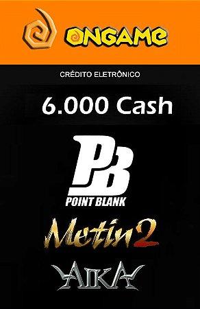 Aika - 6.000 Cash