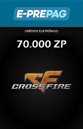 CrossFire - 70.000 ZP