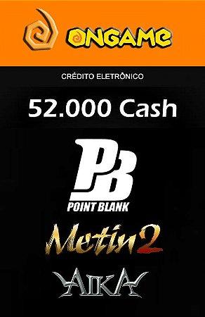 Metin 2 - 52.000 Cash