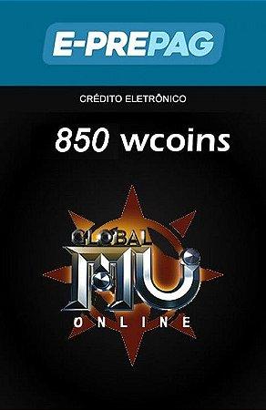Mu Online - 850 WCoins