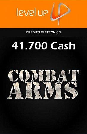 Combat Arms - 41.700 Cash