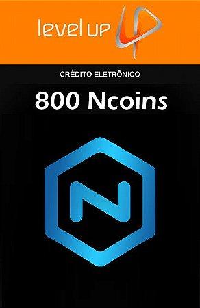 NCoins - 800 Coins