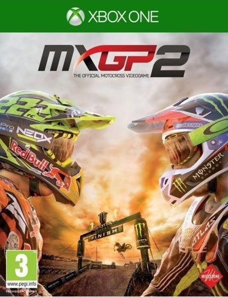 MXGP2 - Xbox One - Mídia Digital