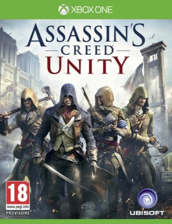 Assassin's Creed Unity - Xbox One