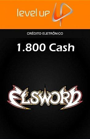 Elsword - 1.800 Cash