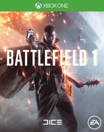 Battlefield 1 - Xbox One - Mídia Digital