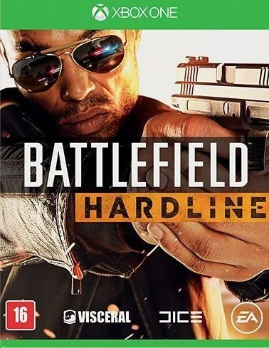 Battlefield Hardline - Xbox One - Mídia Digital