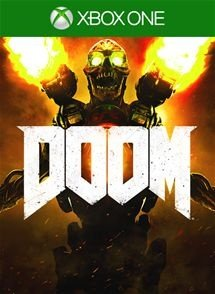 Doom - Xbox One - Mídia Digital