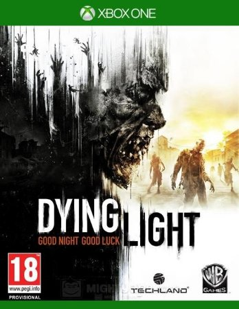 Dying Light - Xbox One - Mídia Digital