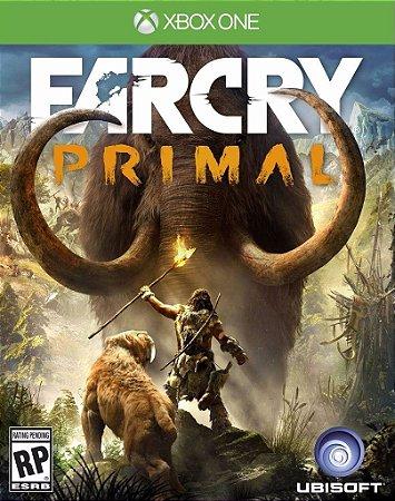 Far Cry Primal - Xbox One - Mídia Digital
