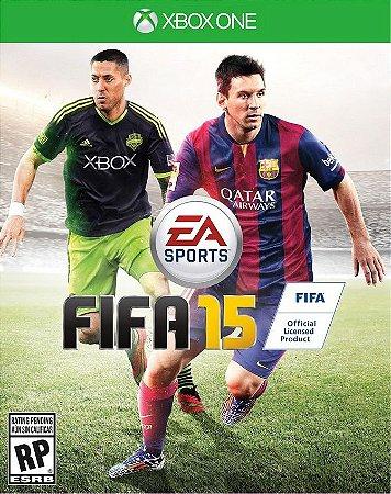 Fifa 15 - Xbox One - Mídia Digital