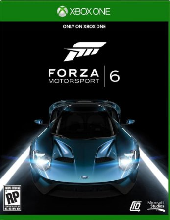 Forza Mortorsport 6 - Xbox One - Mídia Digital