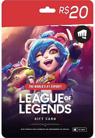 League of Legends - 1000 Riot Points