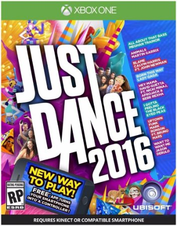 Just Dance 2016 - Xbox One - Mídia Digital