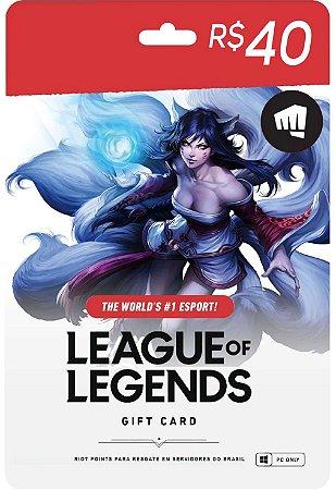 League of Legends - 2050 Riot Points