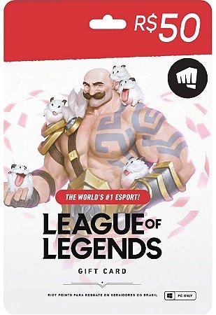 League of Legends - 2600 Riot Points