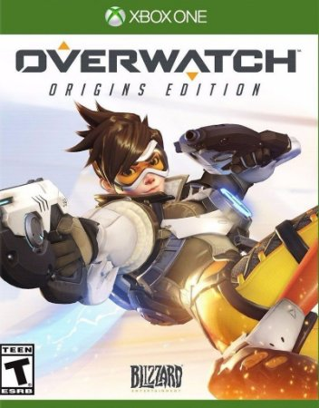 Overwatch Origins Edition - Xbox One - Mídia Digital