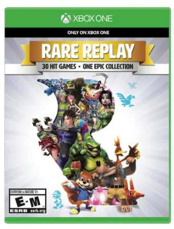 Rare Replay 30 Jogos Em 1 - Xbox One - Mídia Digital
