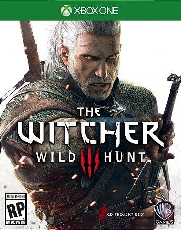 The Witcher 3: Wild Hunt - Xbox One - Mídia Digital